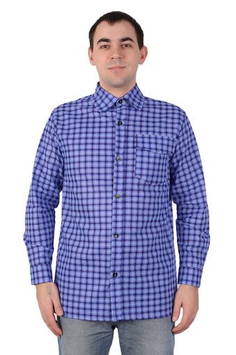Сорочка мужская длинный рукав (бязь гост) 003