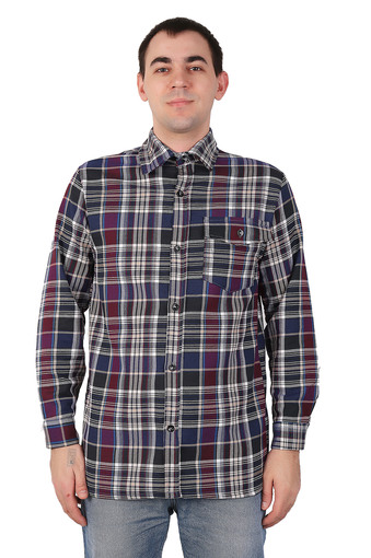 Сорочка мужская фуле 005