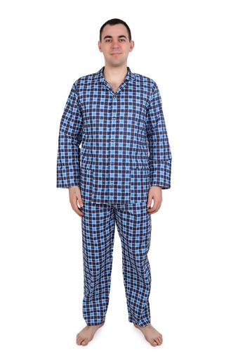 Пижама мужская бязь гост 001