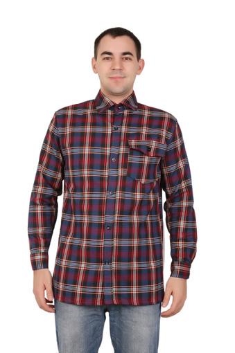 Сорочка мужская фуле 001