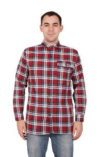 Сорочка мужская фуле 002