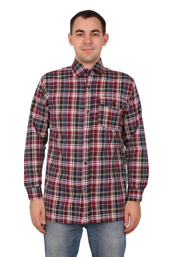Сорочка мужская фуле 003