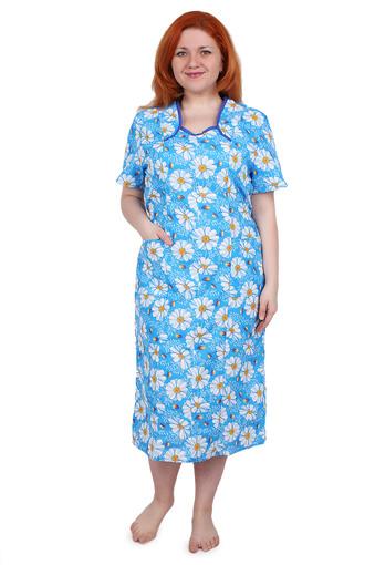 Платье бязь без пуговиц Т2