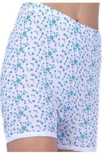 Женские трикотажные панталоны короткие