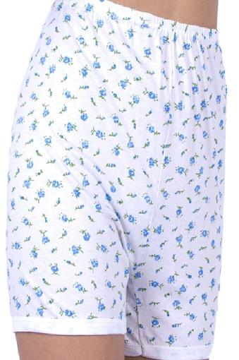 Женские трикотажные панталоны тёплые